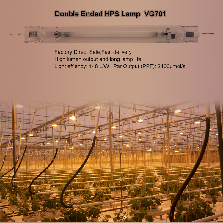 double ended grow lights